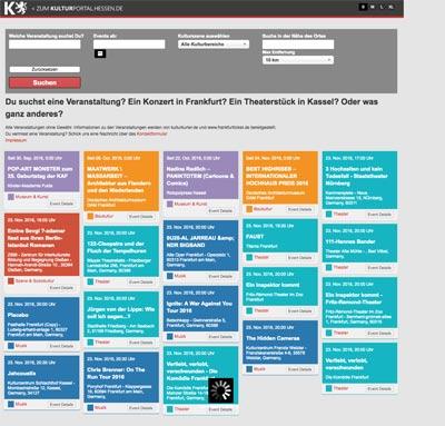 Content-Marketing: Veranstaltungskalender