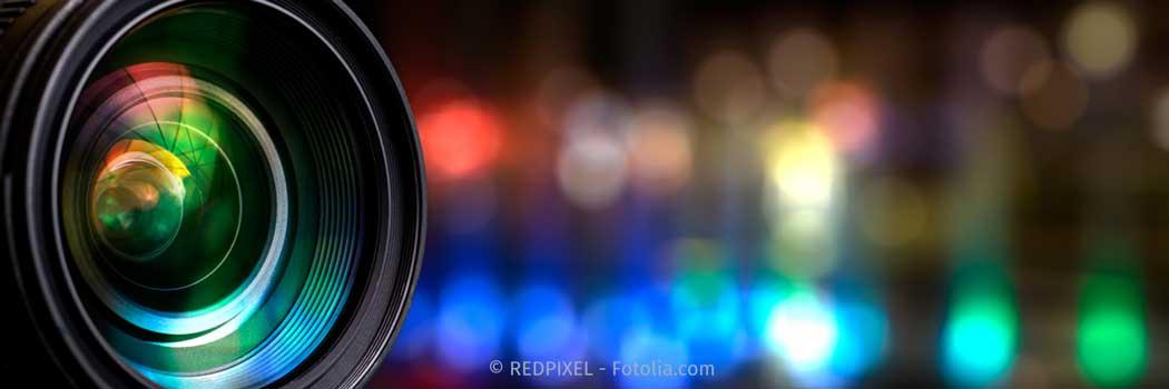 Film-und-Foto-Aufnahmen