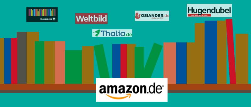 Kann sich der Buchhandel gegen Amazon behaupten