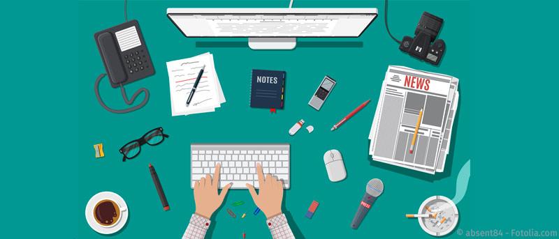 externe Online Redaktion